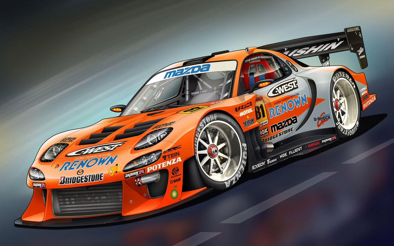 Evolution Luxury Sports Cars Mobil Keren Mobil Sport
