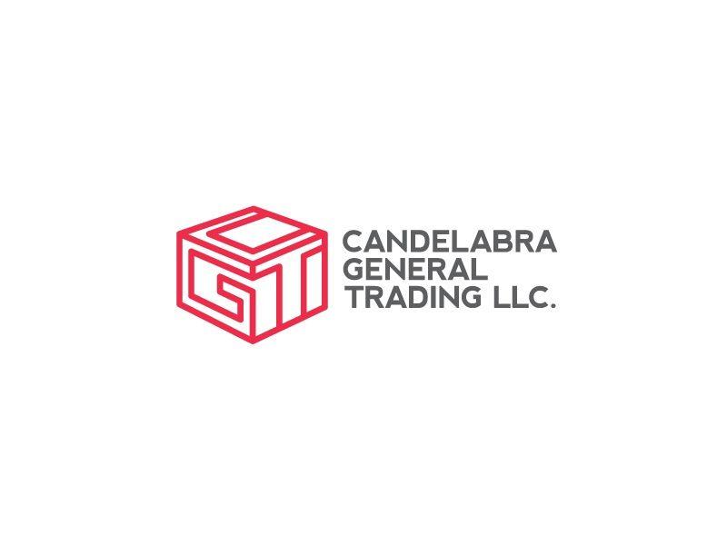 Candelbra general trading official logo | Trade logo ...