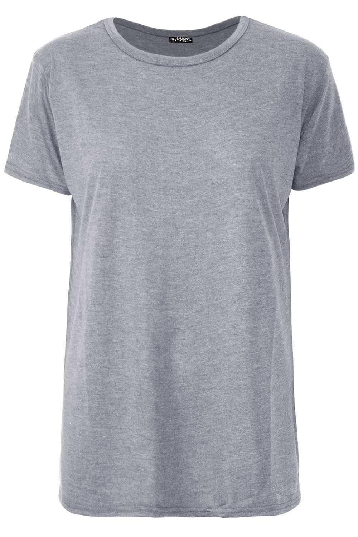 Fruit of the Loom Girls Cotton Blend Crew Neck Short Sleeve Tshirt