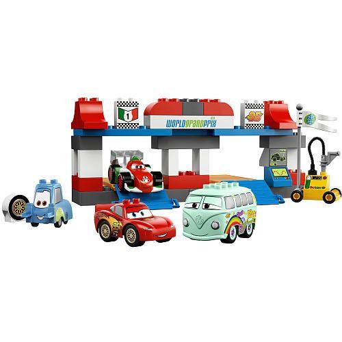 LEGO Duplo Disney Pixar Cars 2 - The Pit Stop (5829) - LEGO - Toys ...