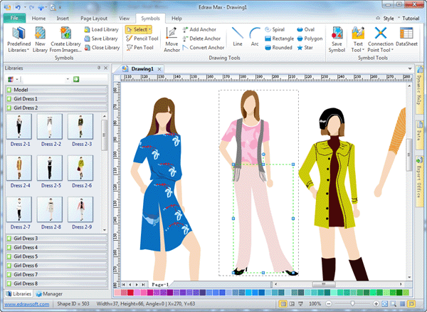 Fashion Design Program Design Your Own Clothes Fashion Design Software Clothes Design