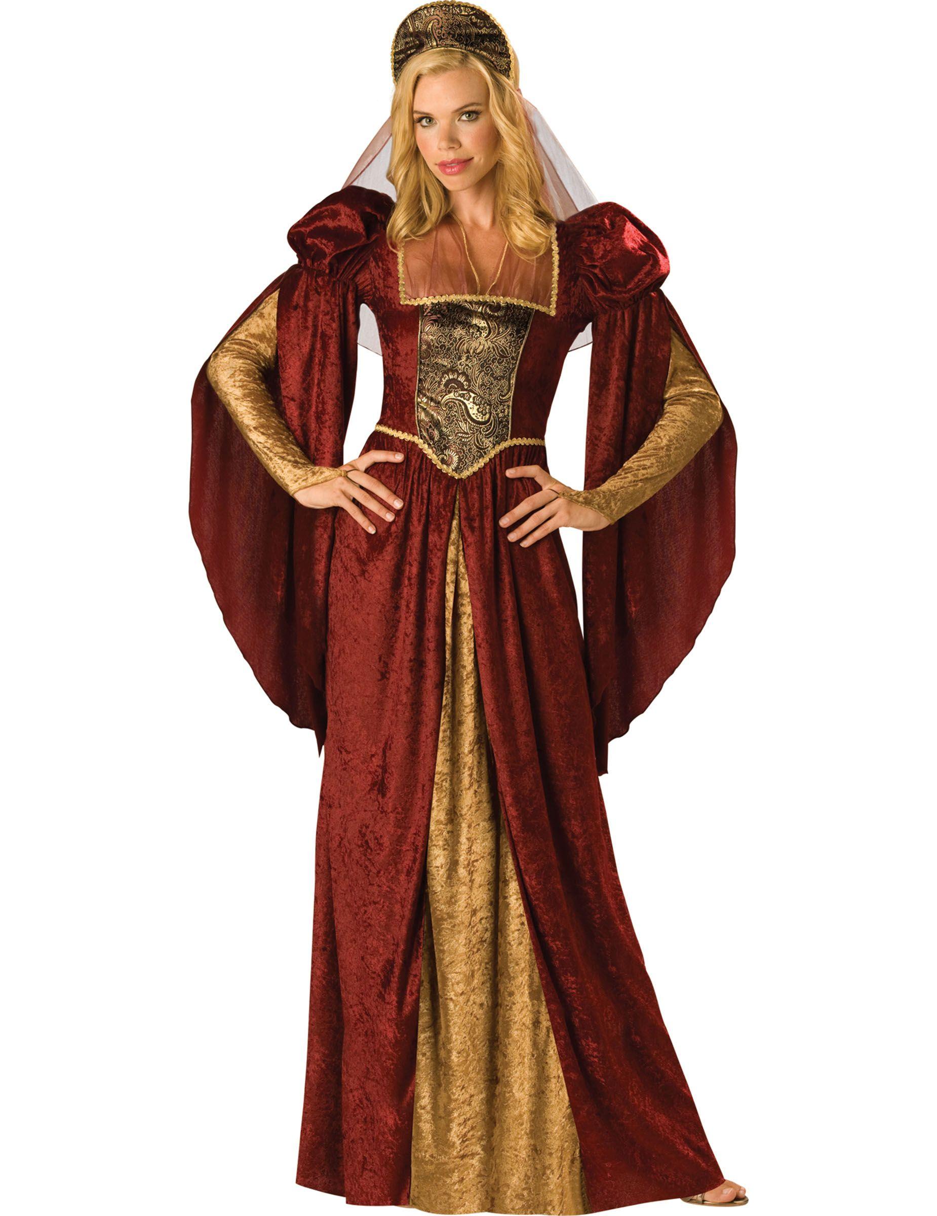 De mooiste verkleedkleding voor dames is te bestellen bij Vegaoo.nl! Bestel snel deze Renaissance outfit voor dames op onze webwinkel