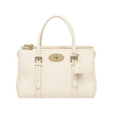 e2a3b8f875 ... usa mulberry gift kaleidoscope off white bayswater double zip tote in  off white shiny goat 0794b