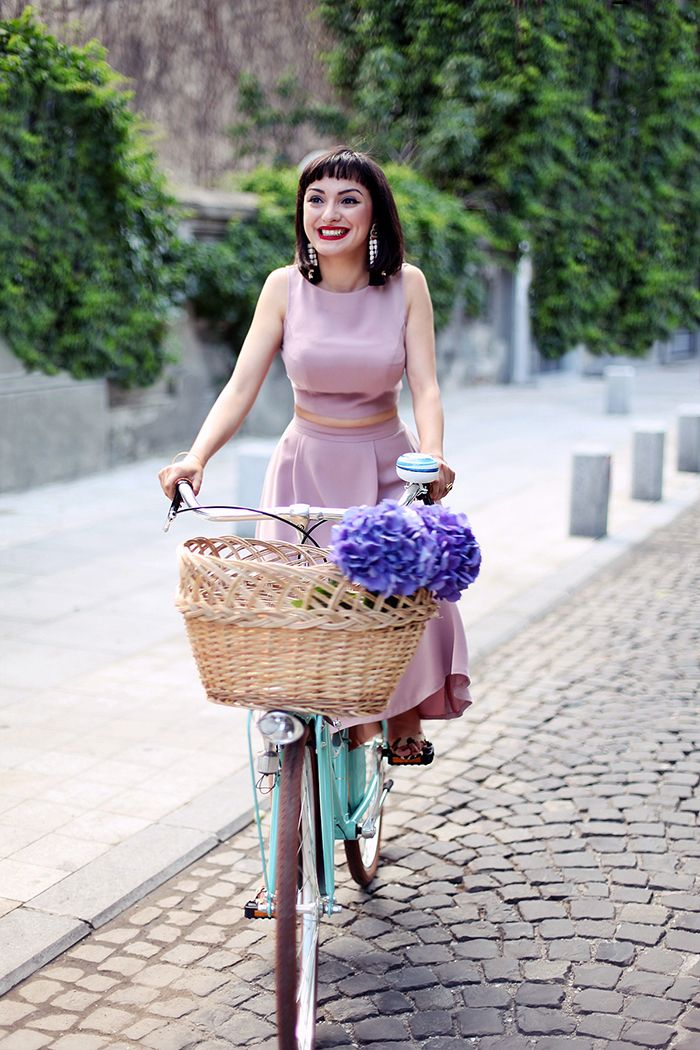 My First Step Was To Buy A Bicycle Like I Always Dreamt Of Doing
