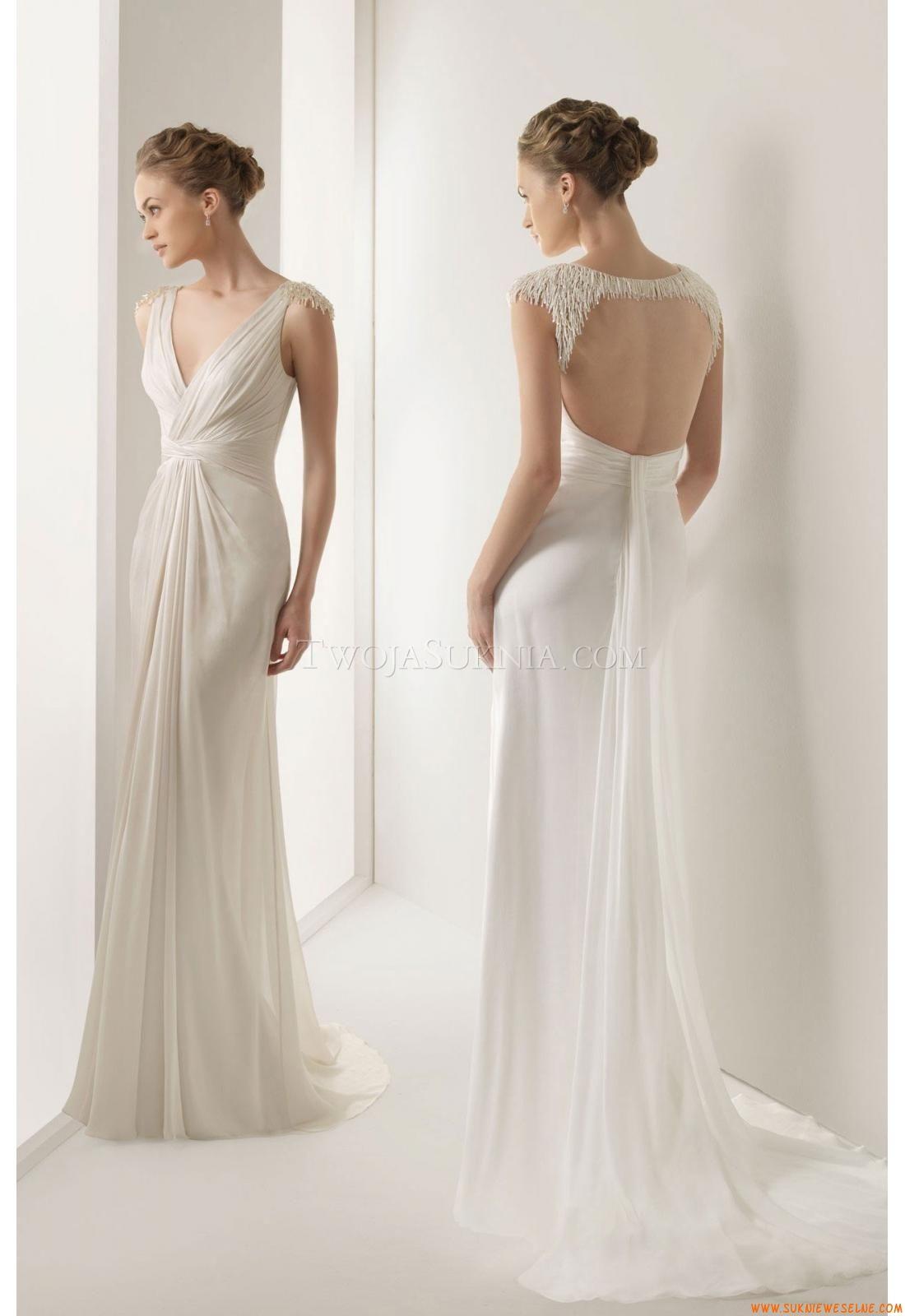 After wedding dress reception  Suknia ślubna Rosa Clara  Jade Soft   suknie ślubne rosa