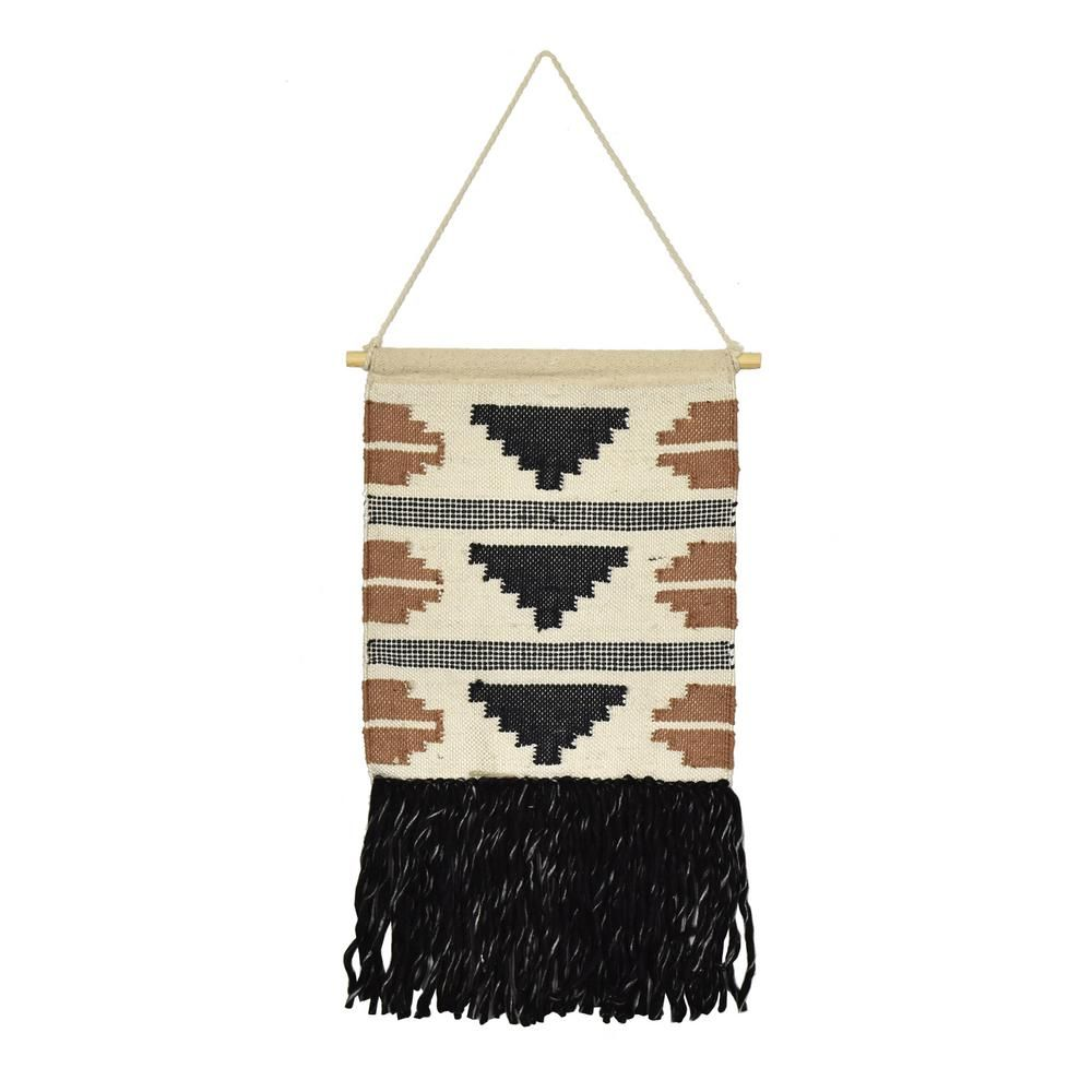 Habitat Snazzy Macrame Wall Hanging Multi Color Products Wall