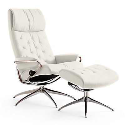 Show Details For Stressless Metro High Back Chair