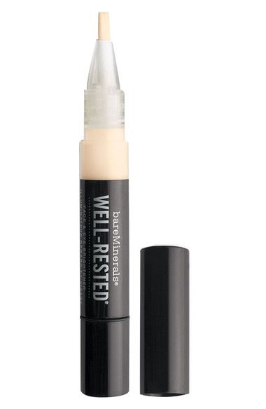 how to use bareminerals well rested pen