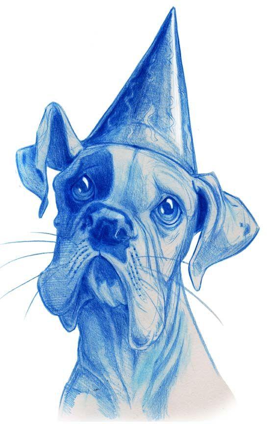 Animal Caricatures No. 29 by SuperStinkWarrior on deviantART
