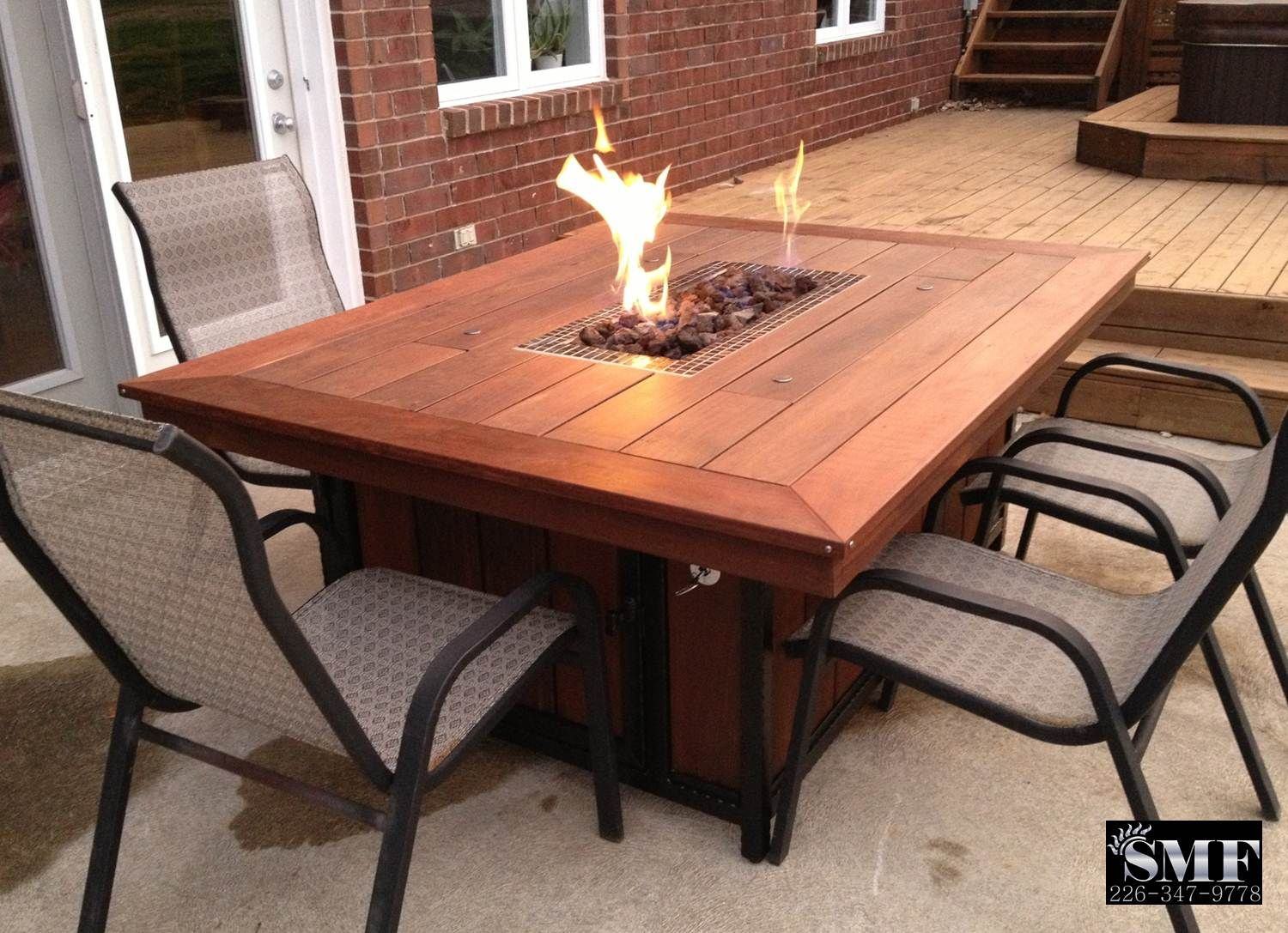 Posts About Fire Tables On Sunset Metal Fab Propane Fire Pit