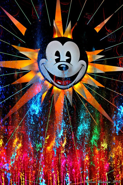 World of Color Disney California Adventure WorldOfColor The