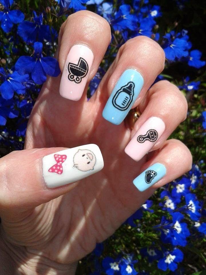 Bite No More: Baby Nails | Cute Nails | Pinterest | Baby nails and ...