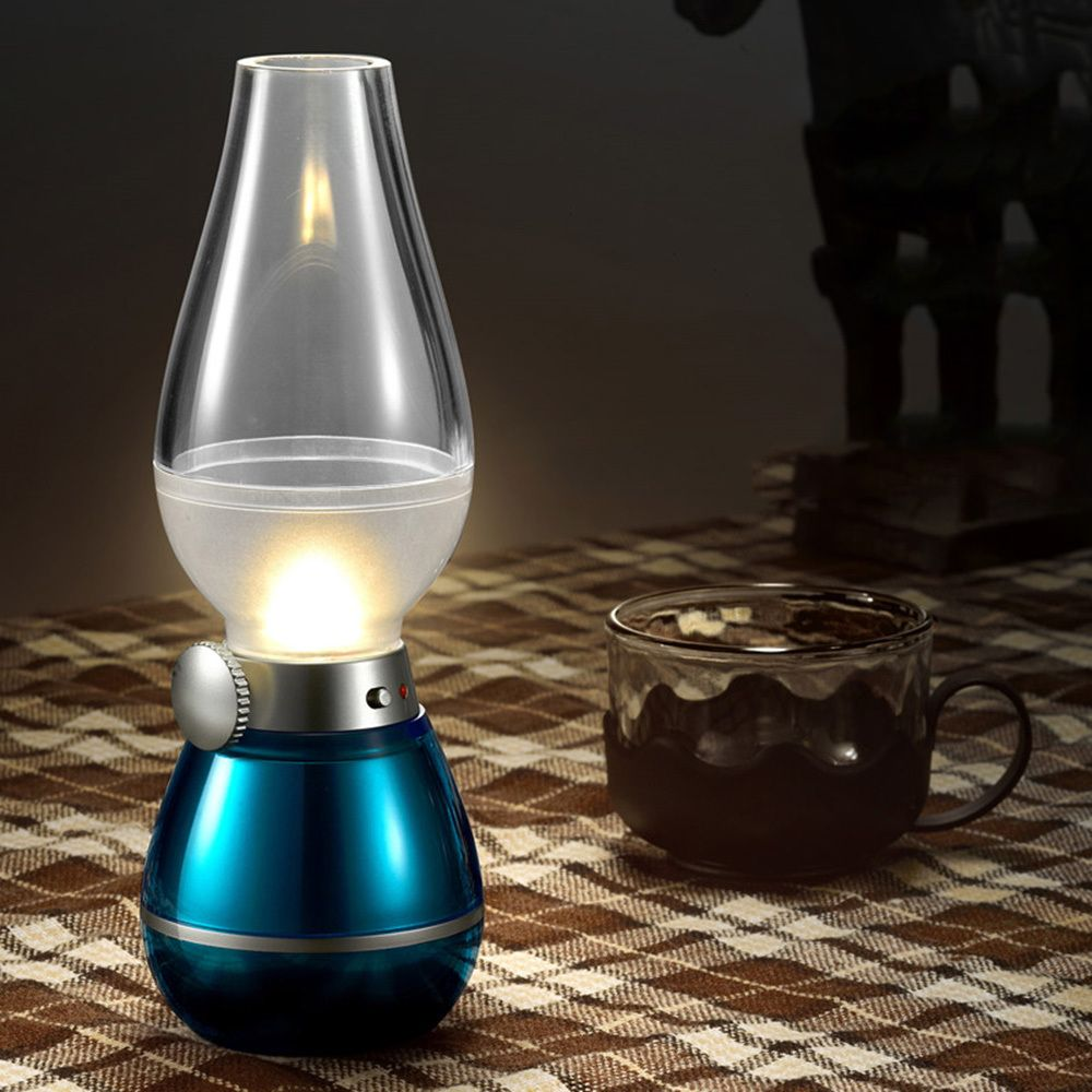 LUCE Z2 RECHARGEABLE LED BLOW CONTROL NIGHTLIGHT