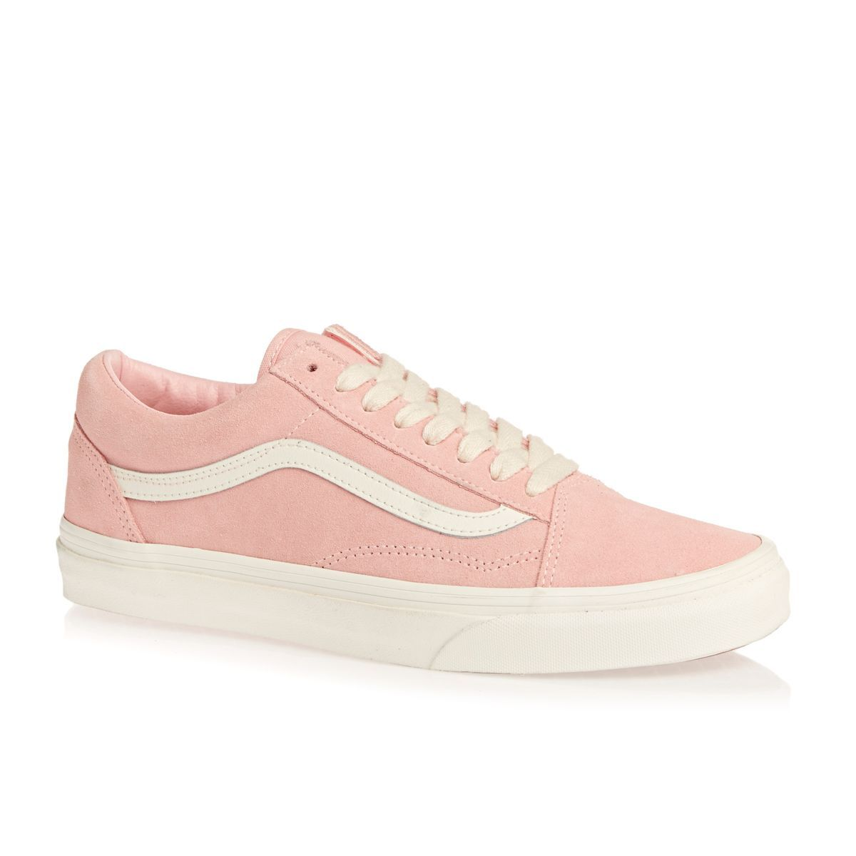 Buy Vans Ua Old Skool Retro Sport Shoes Blossom/True White with great  prices,