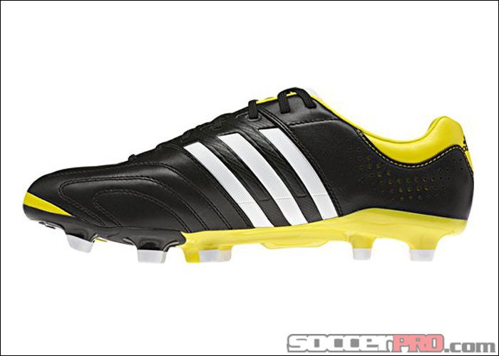 newest 9fdd5 018fb where can i buy adidas adipure 11pro trx fg soccer cleats black with vivid  yellow 143.99