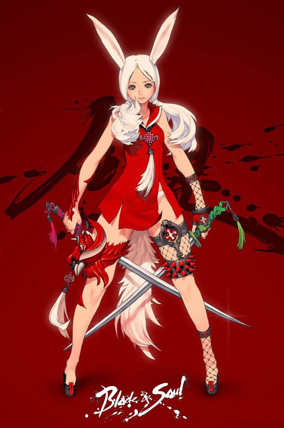 Blade & Soul Poster Anime Art(이미지 포함) 캐릭터 아트, 일본 애니메이션