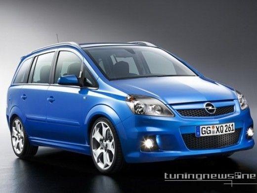 Opel Zafira Opc Autos Opel Vectra