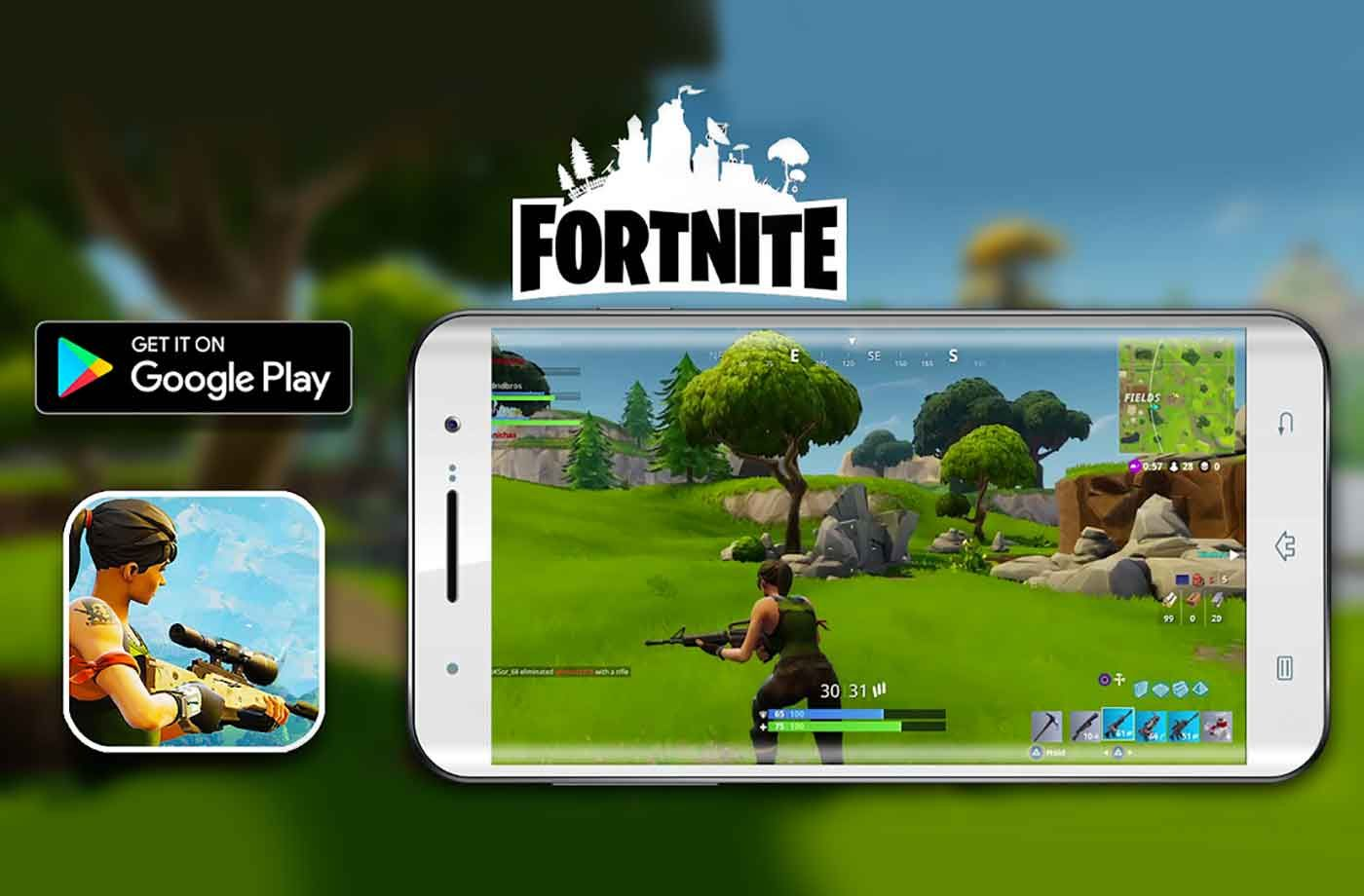 Fortnite Of Battle Royale Is A Wonderful Game Adventure And Speed Fights With Power Royale And Your Teams Android Mobile Games Fortnite Google Play