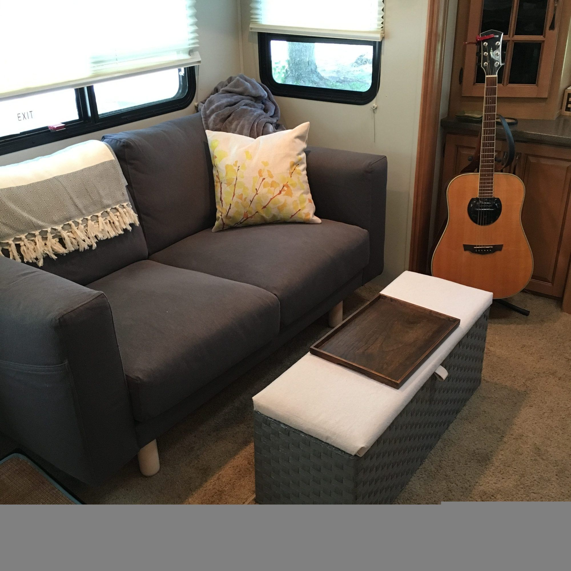 Rv Sofa Bed Replacement Ideas W Pictures In 2020 Rv Furniture
