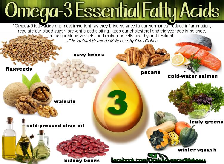 omega 3 bluff