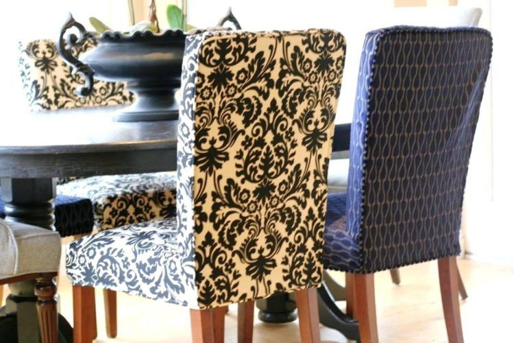 20 Interesting Dining Room Chair Cover Ideas Dining Room Chair Slipcovers Dining Room Chair Covers Dining Room Chairs
