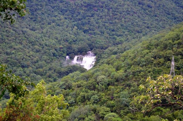 Thoovanam Falls, Chinnar Wildlife Sanctuary, Kerala, India
