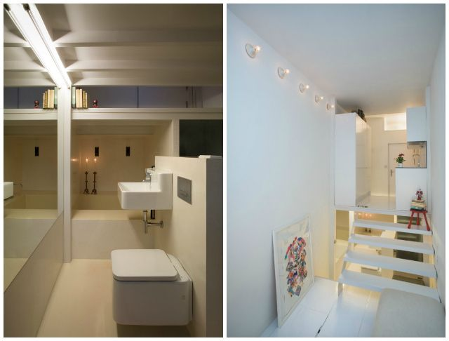 How to live in a very small apartment, 100m3 by MYCC: A New Meaning ...