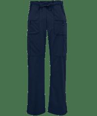 7545c080fbb UA Butter-Soft STRETCH Women's 8 Pocket Drawstring PETITE Scrub Pants