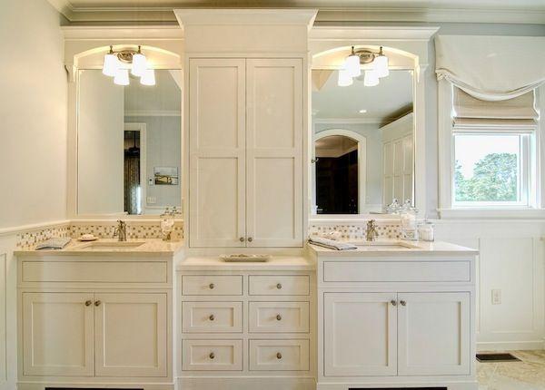 Bathroom Storage Cabinetry Finding Hidden Under Your