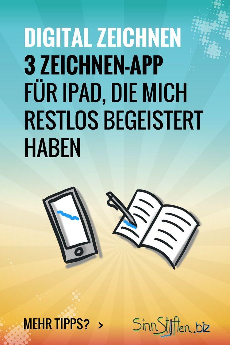 Zeichnen am iPad 3 TOP Zeichnen App und ihr Nutzen für