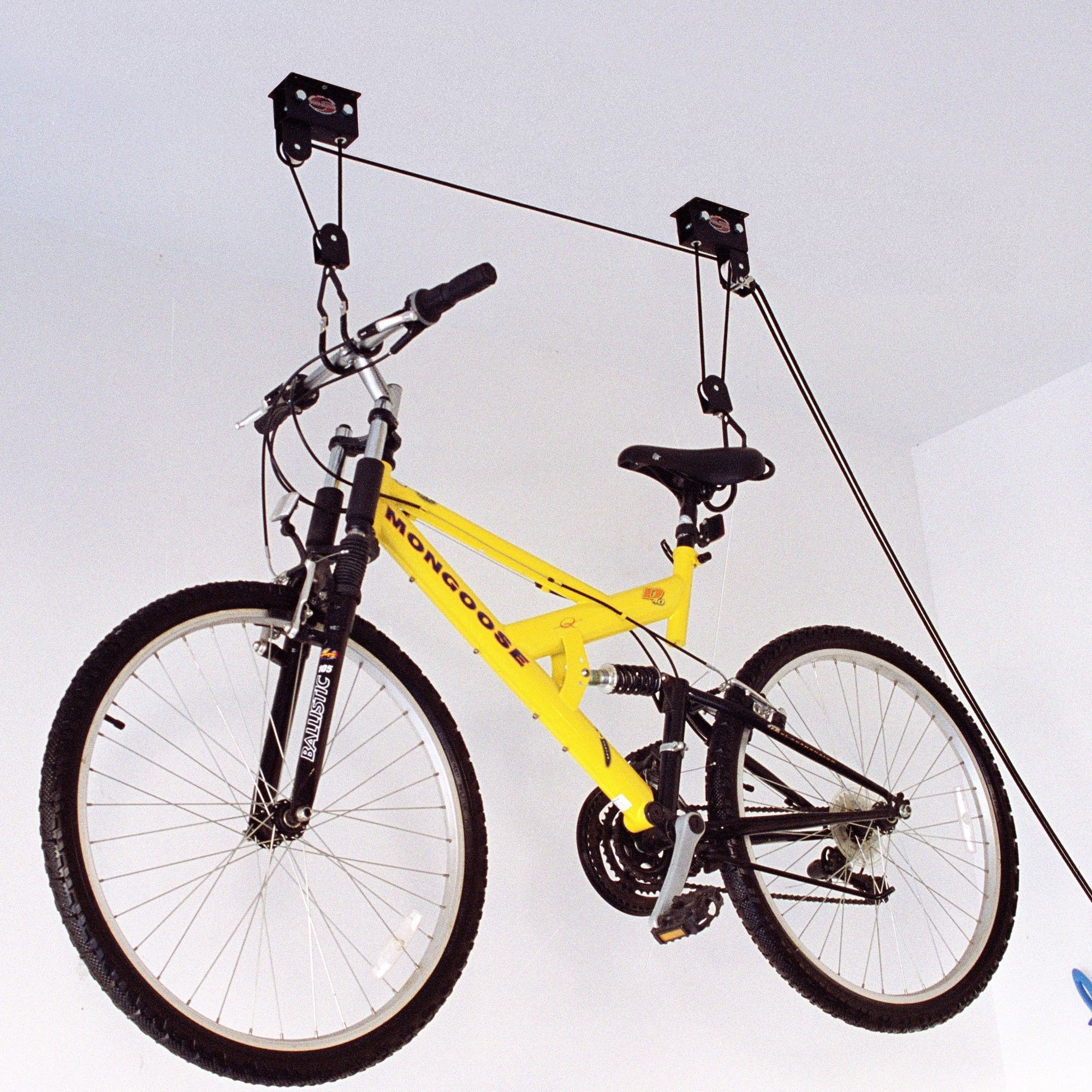 bike bicycle mount lift ceilings capacity hoist mountain products pack rad pin ceiling garage cycle