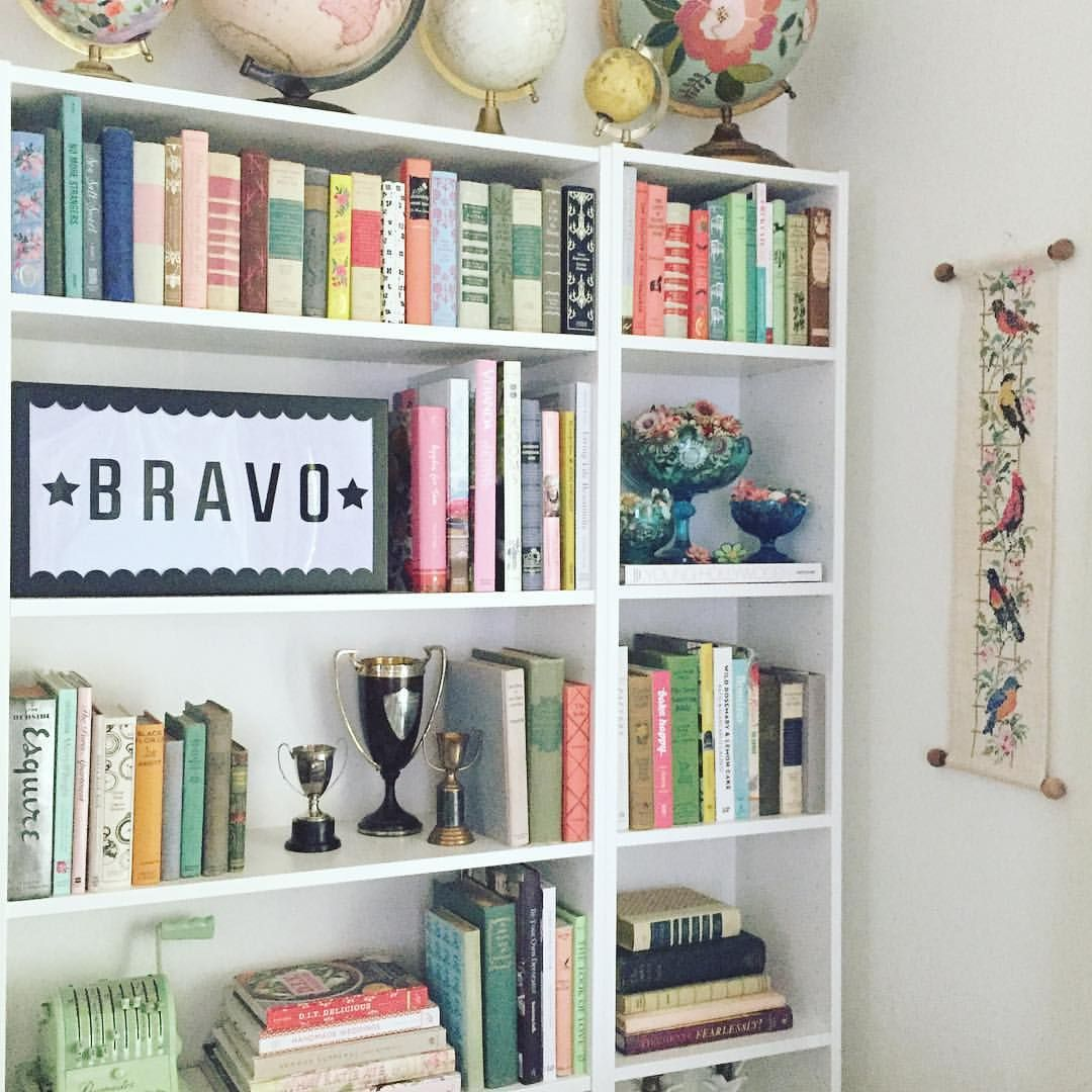 Did A Little Bookshelf Editing Shelfie Potterybarnkids