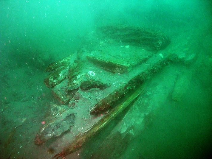 """MATSURRA, JAPAN—The Asahi Shimbun reports that underwater archaeologists surveying the waters off the island of Takashima have located the remains a second shipwreck that was part of one of the two 13th-century Mongol invasions that were destroyed by the """"divine wind"""" (Kamikaze) typhoons."""