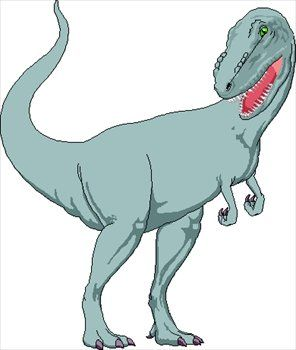 this clip art picture is of a tyrannosaurus rex the t rex was a rh pinterest com tyrannosaurus rex clipart black and white t rex clip art free