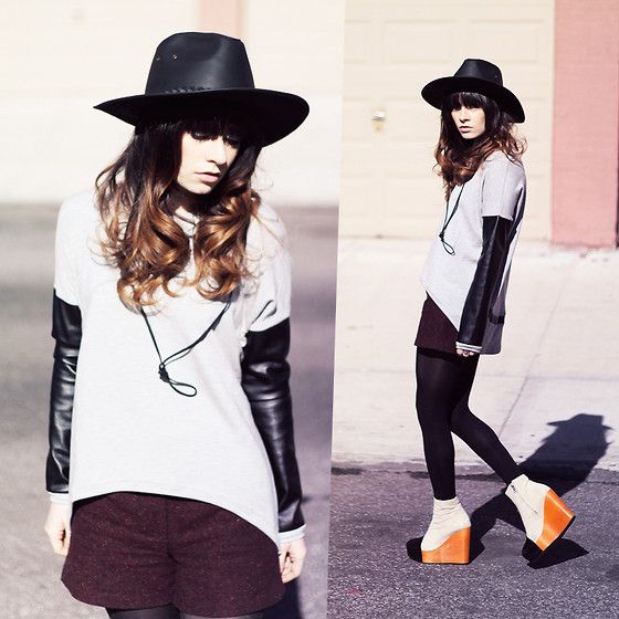 IF TIME WAS FOR WASTING. (by Rachel-Marie Iwanyszyn) http://lookbook.nu/look/4675025-IF-TIME-WAS-FOR-WASTING