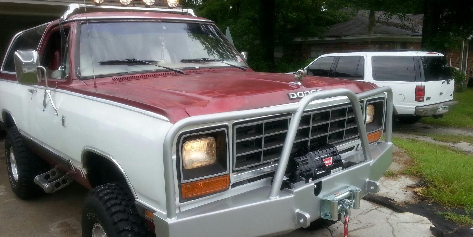 90 Ramcharger 1990 Dodge Ramcharger Specs Photos Modification Info At Cardomain Dodge Ramcharger Dodge Modification