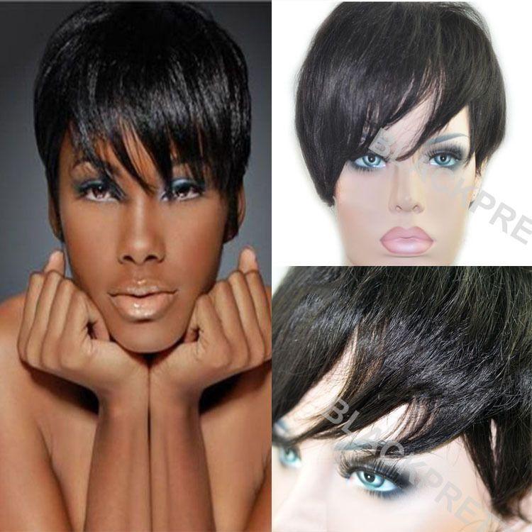 Pin On Short Cut Wigs