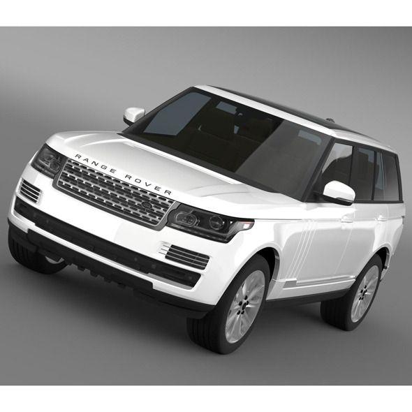 Range Rover Vogue Tdv6 L405 Range Rover Supercharged Range Rover Volkswagen Phaeton
