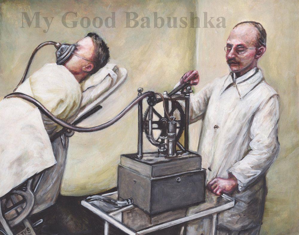 Sick In Bed Doctors
