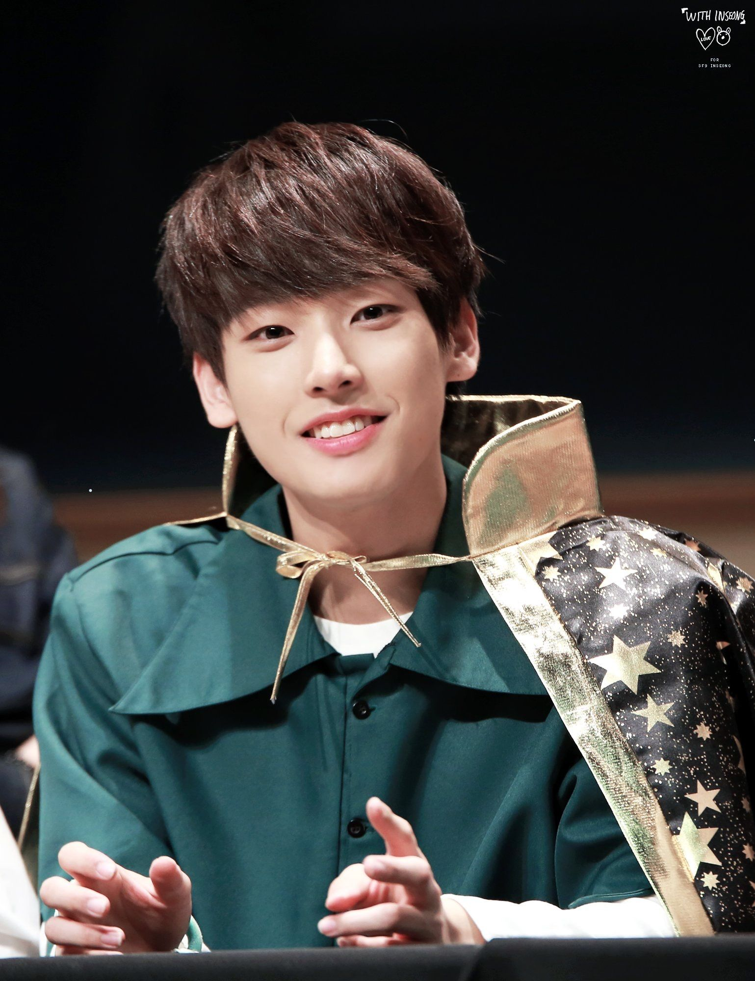 Inseong SF9. When your jealous of how pretty he is T-T   Rowoon ...