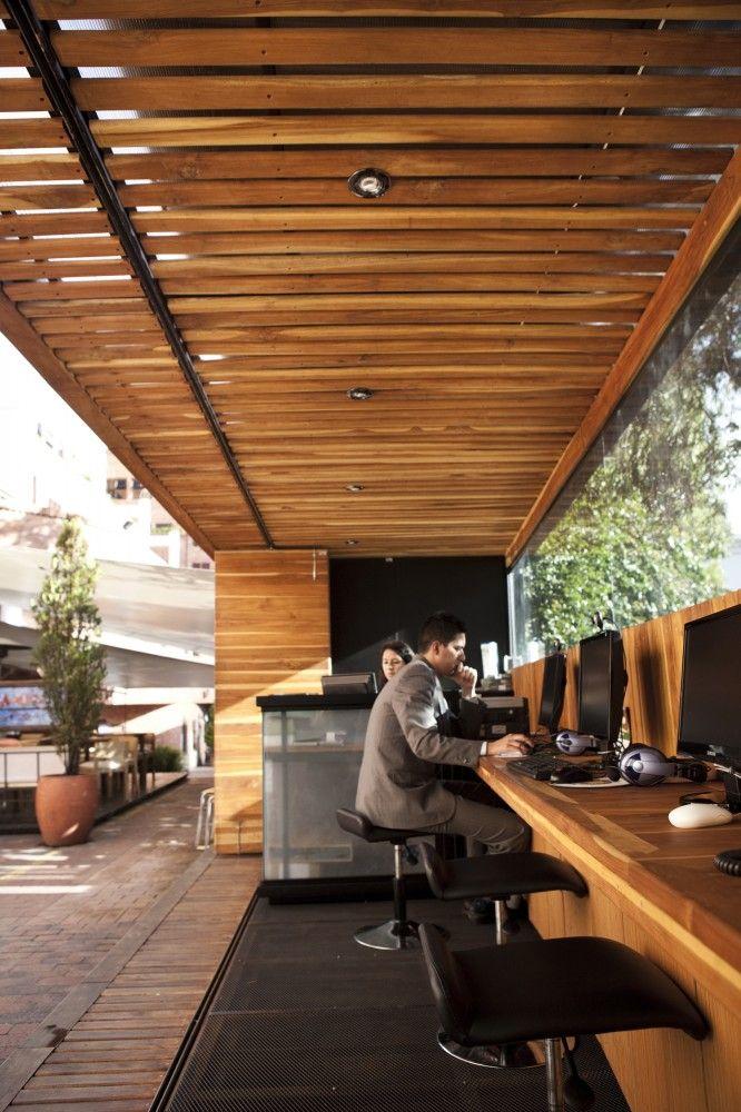 Gallery of Bogota Tourist Information Spots / Juan Melo ...