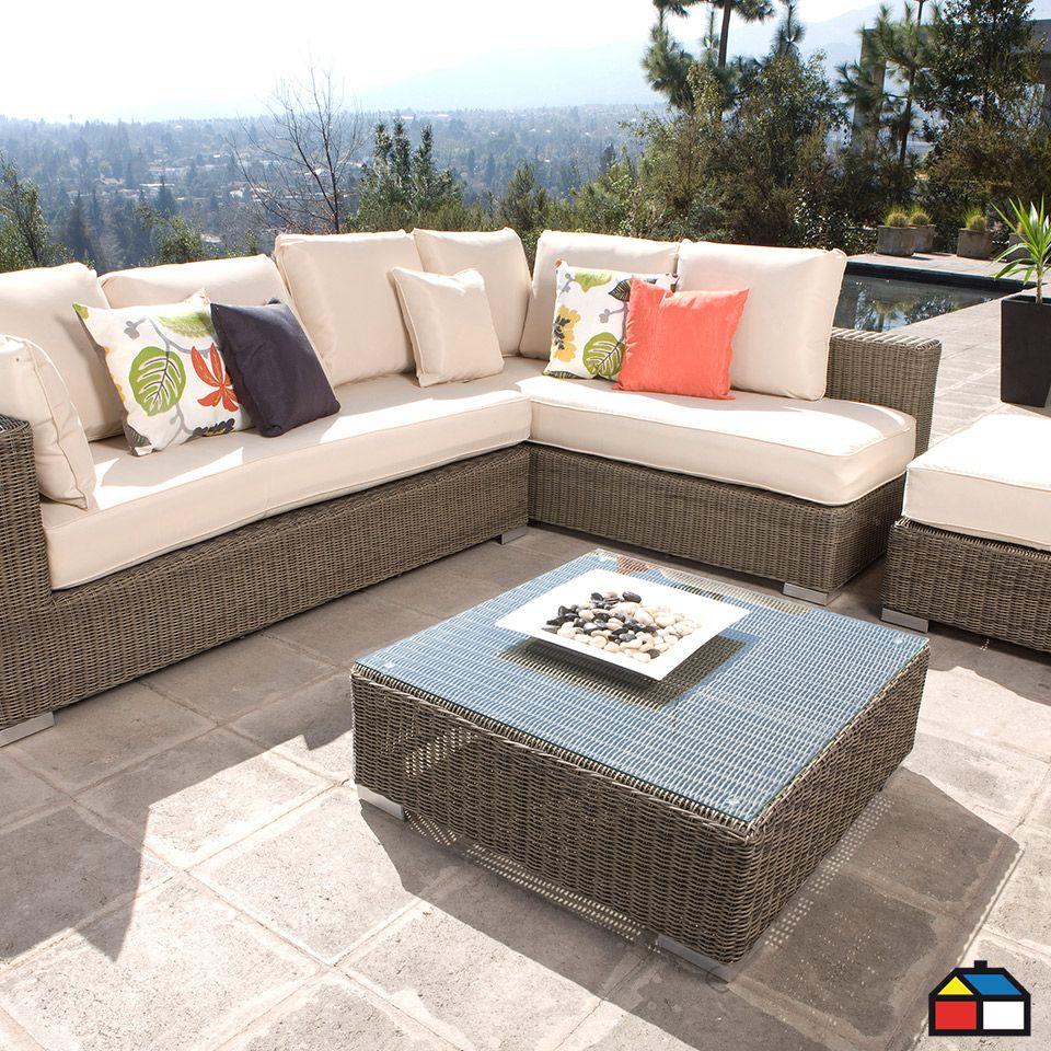 Sodimac Com Terrazas Muebles De Exterior Y Diseño De