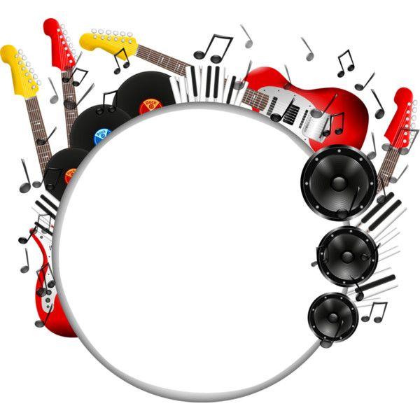 3 Music 31 Png Liked On Polyvore Featuring Music Logos Para Empresas Guitarra Desenho Convite