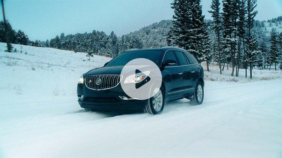 2015 Enclave luxury large crossover SUV with advanced
