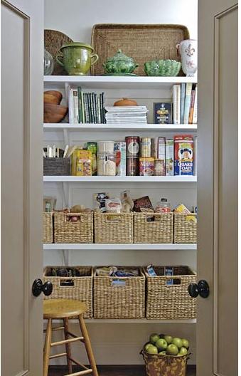 pantry storage garde manger rangement pinterest garde manger rangement et manger. Black Bedroom Furniture Sets. Home Design Ideas