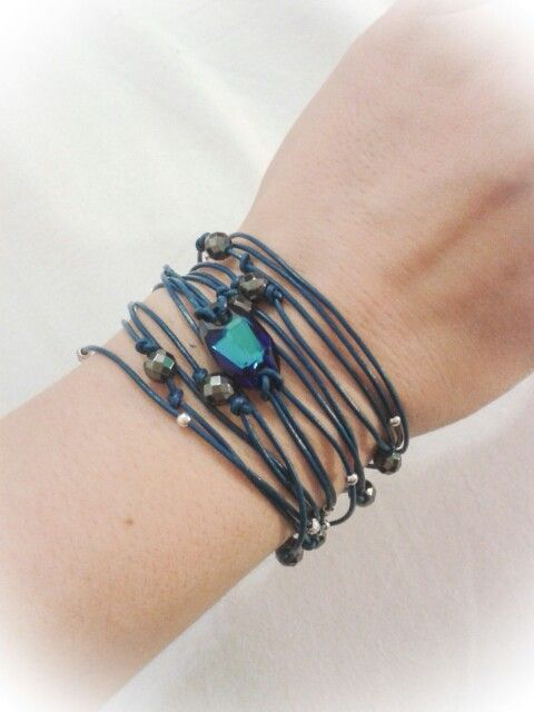 Swarovski leather bracelet https://www.breslo.ro/item/bratara-piele-swarovski-argint-1360593