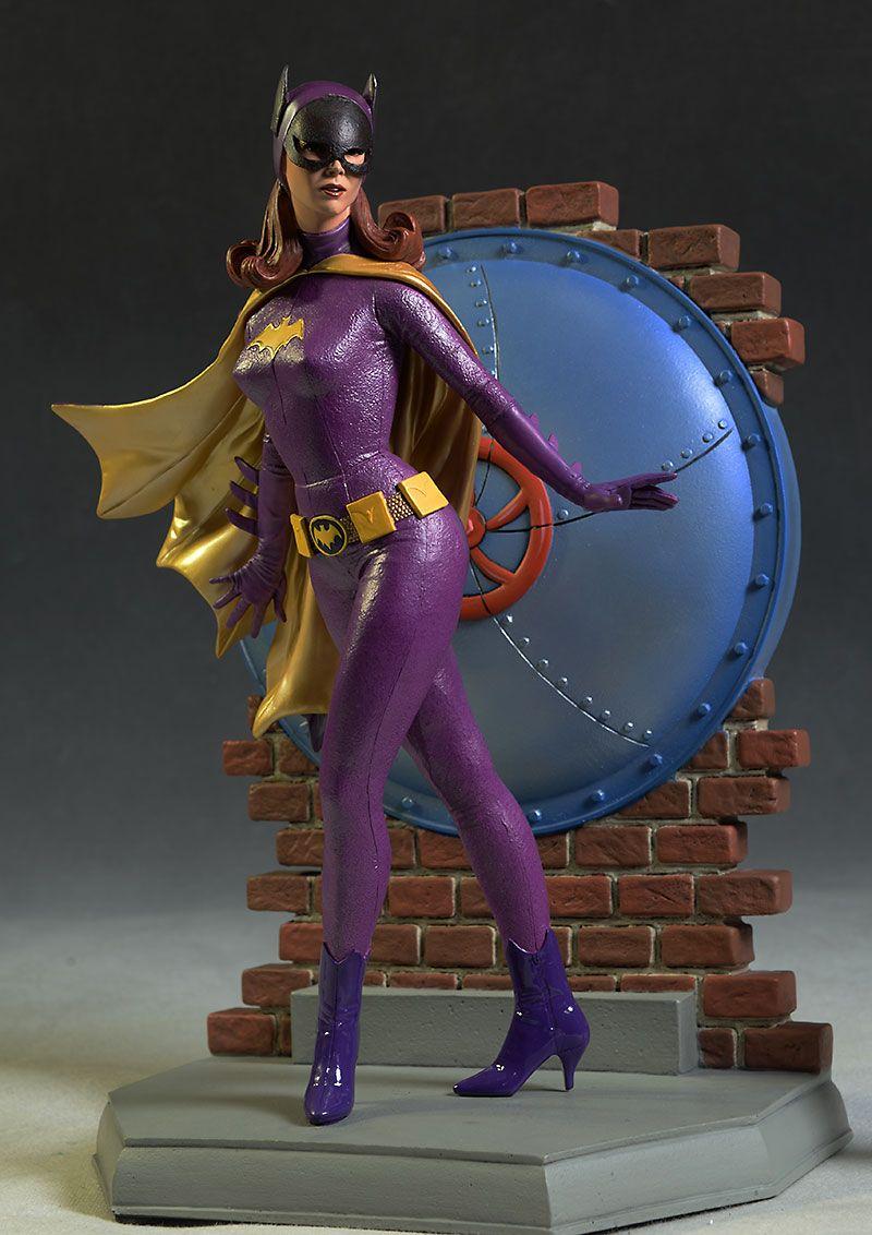 Batgirl 1966 Batman Tv Show Statue By Tweeterhead Dst