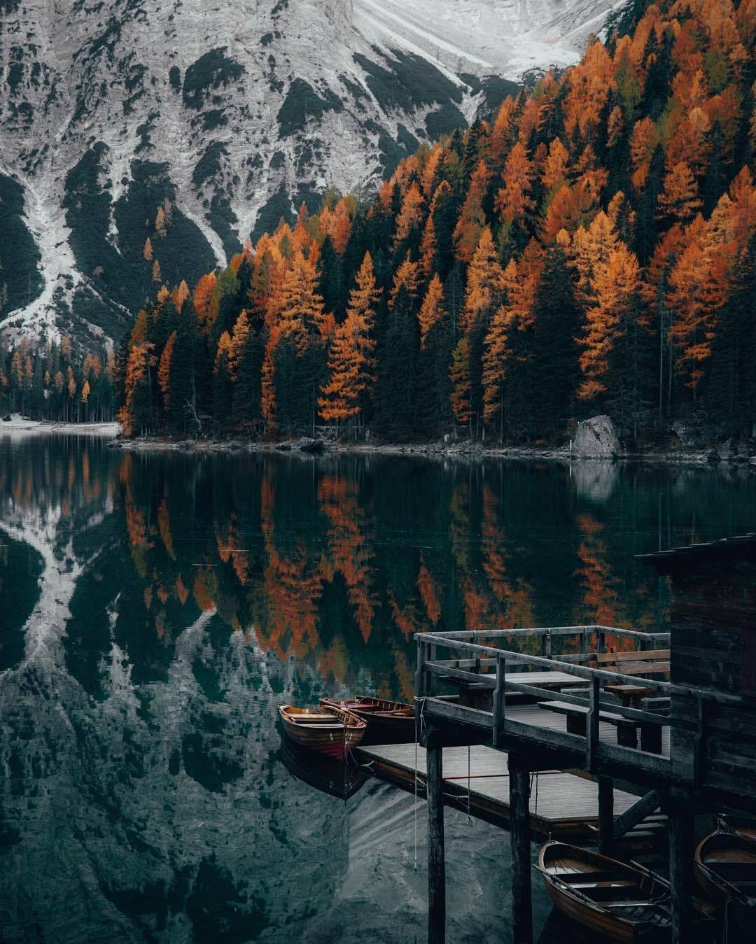 Alen Palander   @alenpalander   Ode 2 Camping   Reflection