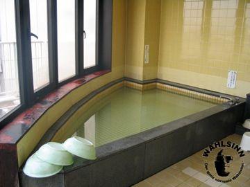 "Japan // Tokio - Asakusa Kapsel Hostel: Das ""Badezimmer"""