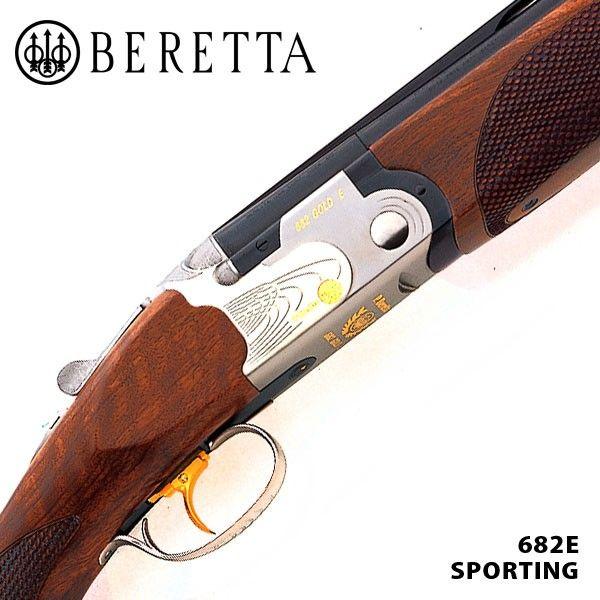 Beretta 682 Gold E Sportingmmmm Sexy